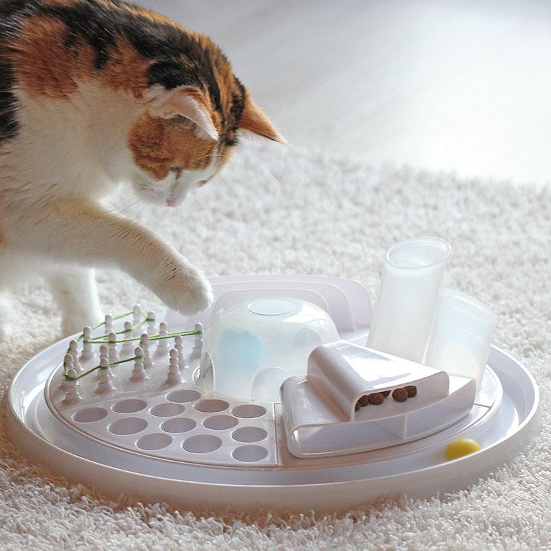 Catlove toy cat center entertain