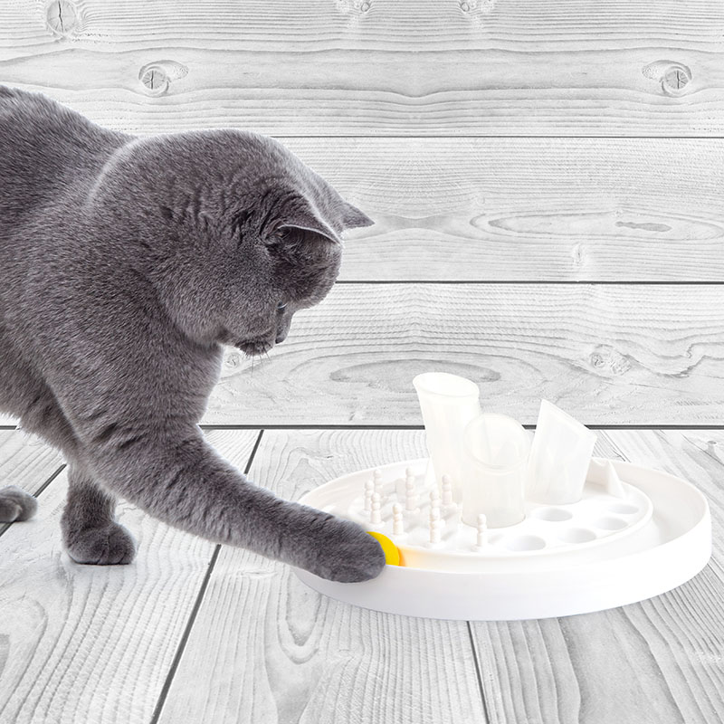 Catlove toy activity play track