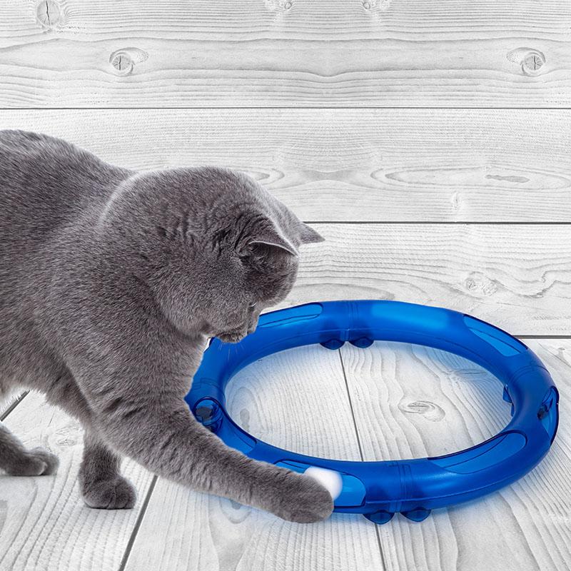 Catlove cat ball track hunting training