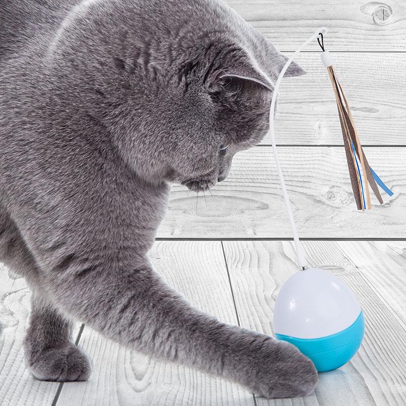 Catlove toy cat ball senses