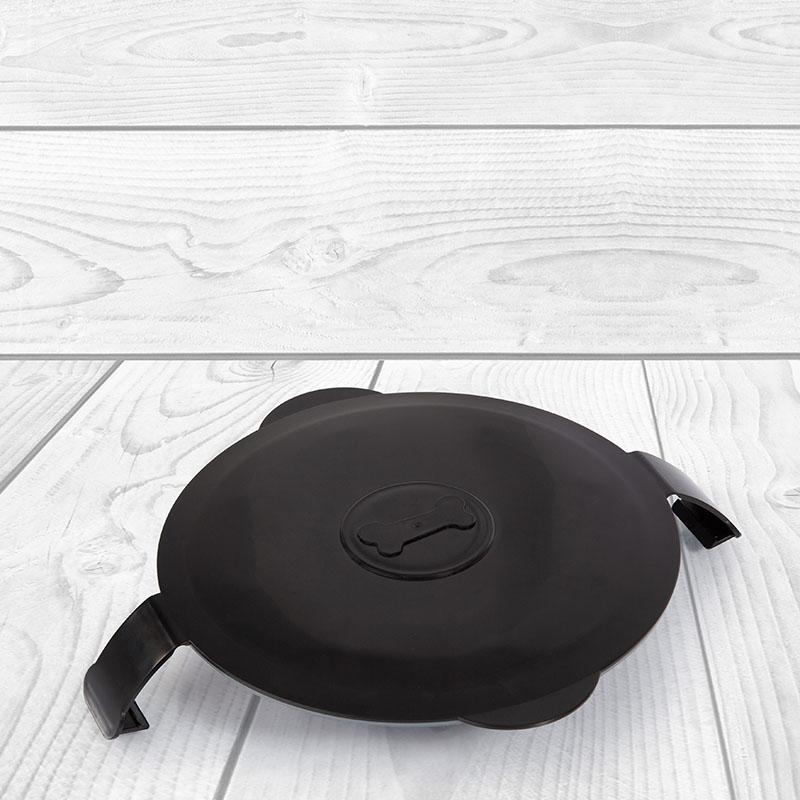 Edupet dog bowl with lid