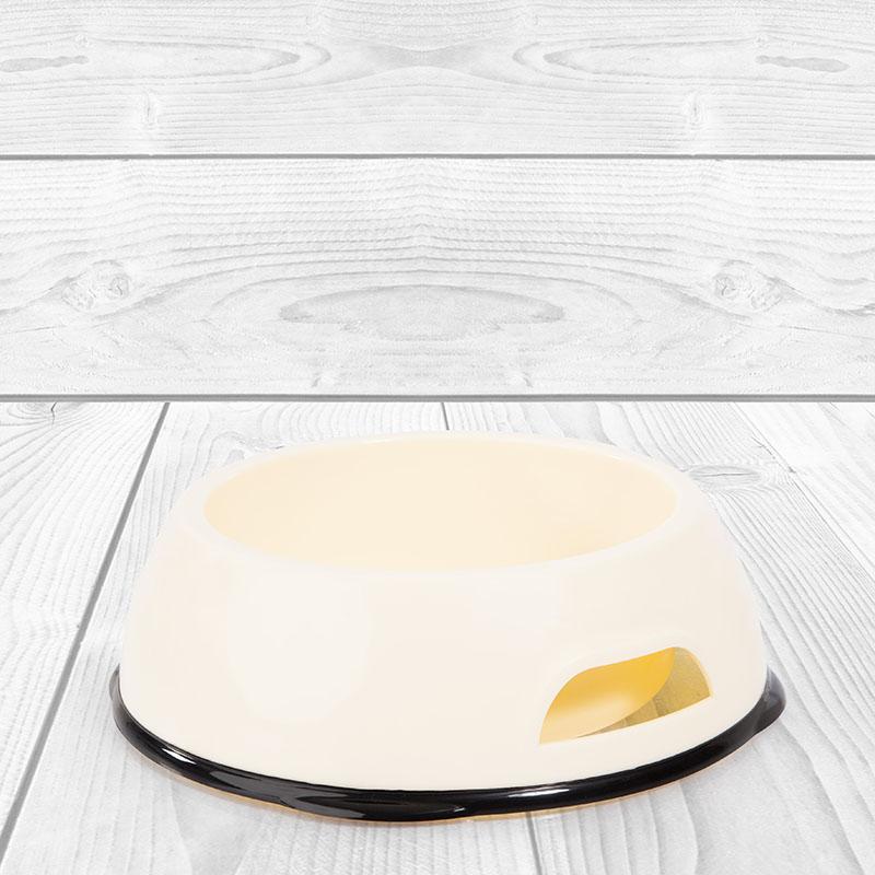 Edupet dog bowl with lid no sliding